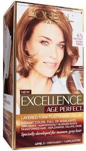 L Oreal Excellence Age Perfect Colour Chart Loreal Paris Age Perfect Permanent Hair Color Medium