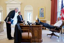 oval office table. Obama-lean-back-ss01.jpg Oval Office Table