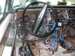 project franken riviera 1964 buick riviera the bangshift com when all that wiring was hiding behind the dash structure