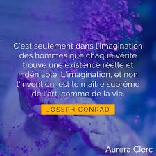 At Auroraclerc Aurora Clerc Citation Sur Limaginaire Je