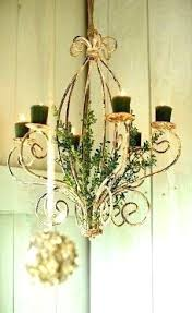 outdoor hanging chandelier outdoor hanging candle chandelier designs