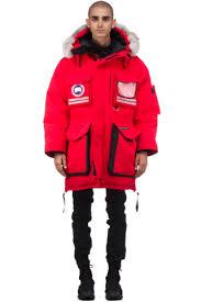 ... CANADA GOOSE - Snow Mantra Parka - Red Buy ...