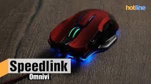 <b>Speed</b>-<b>Link Omnivi</b> Core USB <b>Red</b>/<b>Black</b> (SL-680006-BKRD) купить ...