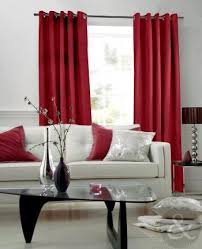 15 Red Living Room Design IdeasRed Curtain Ideas For Living Room