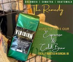 Fresh, locally roasted coffee in duncan, oklahoma with coffee houses in duncan and lawton, oklahoma. Viridian Coffee Chickasha Ok Posts Facebook