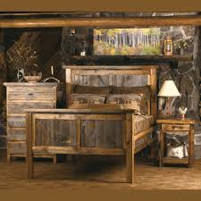 reclaimed wood bedroom set. Reclaimed Wood Bedroom Set B
