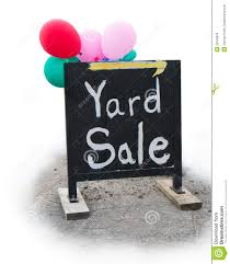 free garage sale signs yard sale garage sale sign stock image image of market 25018629