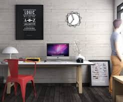 this office is organized period a few carefully chosen splashes of color give it ad pictures interior decorators office
