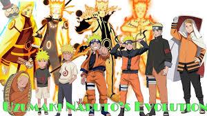 Naruto charers: Uzumaki Narutos Evolution - Vídeo Dailymotion