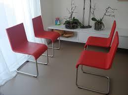 Vitra 05 Stühle 8 Stück In Rot Kaufen Auf Ricardoch