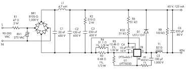 5 different ways to use led drivers electronic design fig 1 1 this is a schematic of led driver configured
