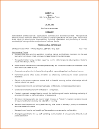Functional Resume Example 2016 functional resume administrative assistant executive 54