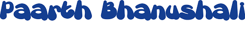 Paarth Bhanushali