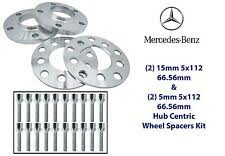 Wheel Spacers & Adapters for Mercedes-Benz C230 for sale | eBay