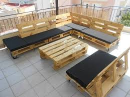 ... Pallet Sectional Sofa ...