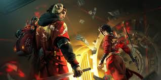 Garena Free Fire Shinobi And Kunoichi ...