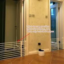 retractable indoor gate retractable pet door details dog gate indoor retractable retractable screen door pet guard retractable indoor gate
