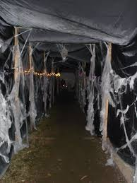 Good ideas for making a haunted house