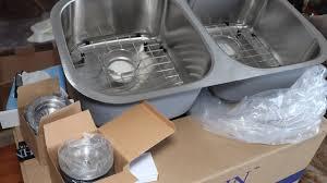Kitchen Update Part 2 Hahn Ss002 Sink Youtube