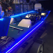 12v Led Accent Lights Us 15 99 20 Off 12v Led Boat Marine Accent Lighting Package Boat Light Kit Led Pontoon Lights Easy 2 Wire Connect In Led Strips From Lights