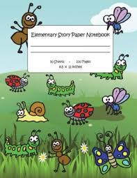 Knowing how to make dotted or dashed line is very important. Elementary Story Paper Notebook Creative Story Writing Drawing For Students K 2 Space On Top For Drawing Dotted Lines For Writing Below 8 5x11 Inches 100 Pages Cute Bugs Design By One Dot