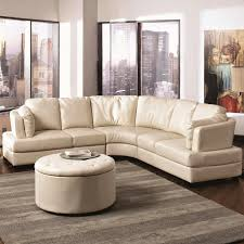 landen contemporary cream curved leather sofa for sale curved leather sofa f96