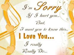 I Am Sorry If I Hurt You But I Love You Pictures Photos And Images Delectable I M Sorry Love
