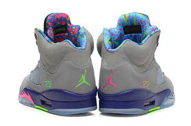 air jordan shoes for girls grey. air jordan 5 retro bel cool grey club pink court purple game royal for sale shoes girls j