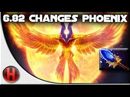 6 82 changes dota 2 phoenix aghanim s scepter update youtube