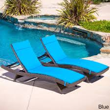 full size of the blue chaise lounge indoor trap furniture brown rattanwith blue cuhsion chaise