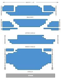 Lyric Theatre Seating Chart London Lyric Theatre Seating Plan London Theatre Tickets
