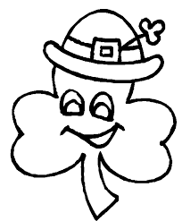 Small Picture 9 Shamrock Coloring Pages St Patricks Day Coloring Pages