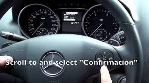 Ml320 Service Light Reset 2005 2011 Mercedes Ml Maintenance Light Reset