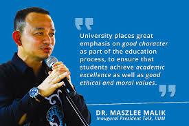 Image result for dr maszlee malik