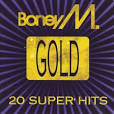 Gold: 20 Super Hits album by Boney M.