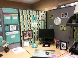 My Cubicle Makeover Work How To Decorate Office Ways