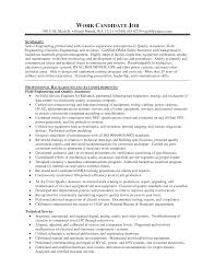 ... Manufacturing Supervisor Resume 12 Production For A Job Of Your 9 ...