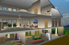 Small Picture Architecture Home Designer Software 3d Picture Of 2 Story Home