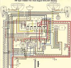 vw type 3 wiring diagram somurich com VW Wiring Harness Diagram vw type 3 wiring diagram wiring automotive wiring diagram in 807