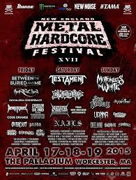 New england hardcore festival