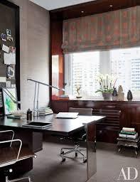 Design home office Rustic Vicente Wolf Designed The Walnutandsteel Partners Desk In Actress Julianna Marguliess Manhattan Home Office Callstevenscom Best Home Interior And Design Ideas 50 Home Office Design Ideas That Will Inspire Productivity