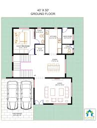 2000 square feet 40 feet x 50 feet 222 square yards 1bhk floor