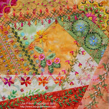 Best 25+ Crazy quilt tutorials ideas on Pinterest | Crazy quilt ... & I ❤ crazy quilting, beading & ribbon embroidery . Finished my May Block for  CQJP Running a little further behind than I would like, but slowly making  ... Adamdwight.com