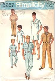 Mens Romper Pattern