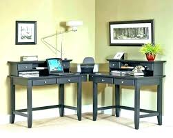 office desks for two. Corner Office Desks Desk For Two Home  .