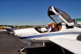 flight to success a love of aviation i entered an essay contest karlene petitt sponsored and was lucky enough to win a flight lesson i flew in a diamond da 20 and it was the first time i