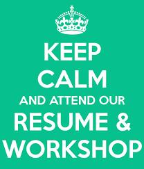 Resume Workshop Inspiration 414 Resume Workshop Upper Macungie Township