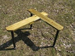 Free Plans To Build Your Own DIY Portable Shooting Bench  YouTubePlans For Portable Shooting Bench