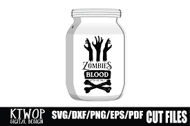 All contents are released under creative commons cc0. Halloween Label Zombie Blood Graphic By Ktwop Creative Fabrica