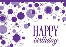 Birthday Purple Rome Fontanacountryinn Com